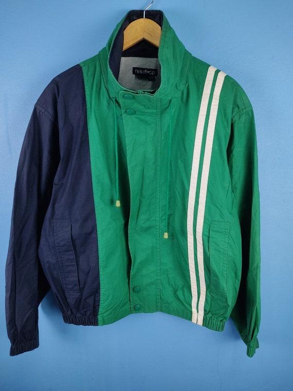 Vintage Nautica Sailing jacket 90s