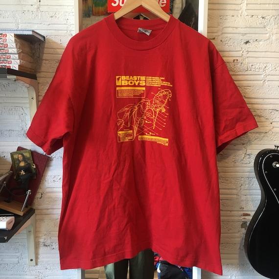 Vintage Beastie Boys parrot T Shirt - image 2