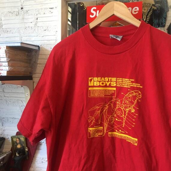 Vintage Beastie Boys parrot T Shirt - image 1