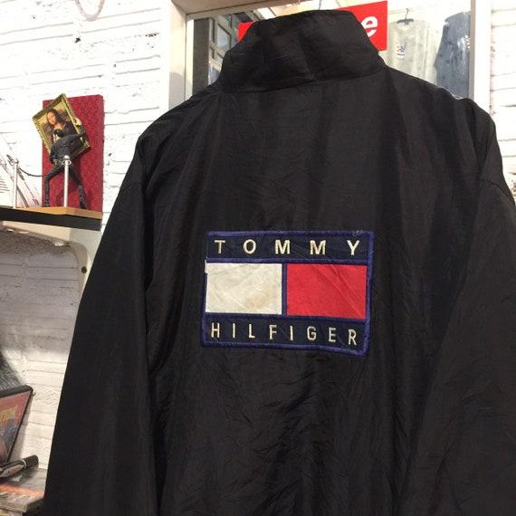 Vintage Tommy Hilfiger Windbreaker Bomber jacket 9