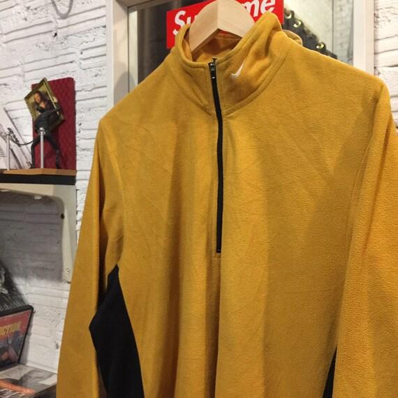 Vintage Nike Fleece Sweater Pullover Jacket 1/4 Zi