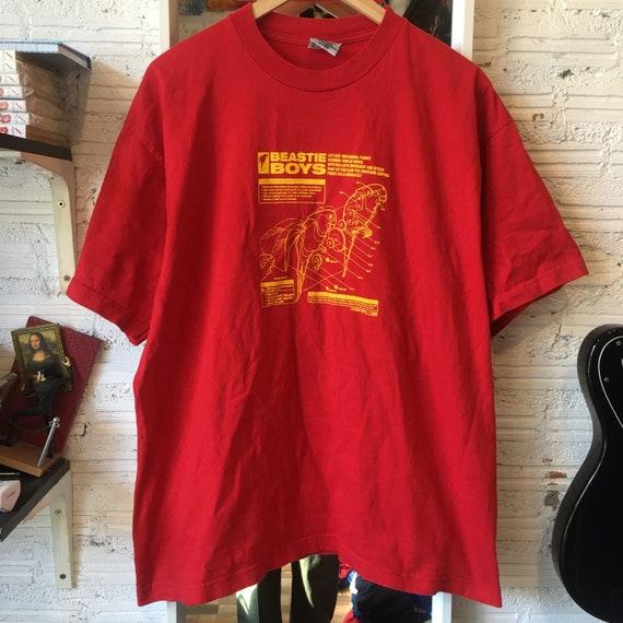 Vintage Beastie Boys parrot T Shirt - image 3