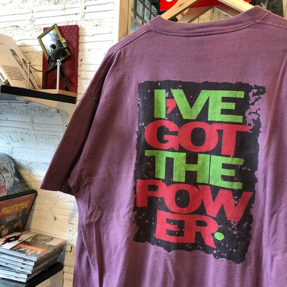 Vintage Oneita The Power T Shirt 90s