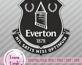 Everton Fc Etsy