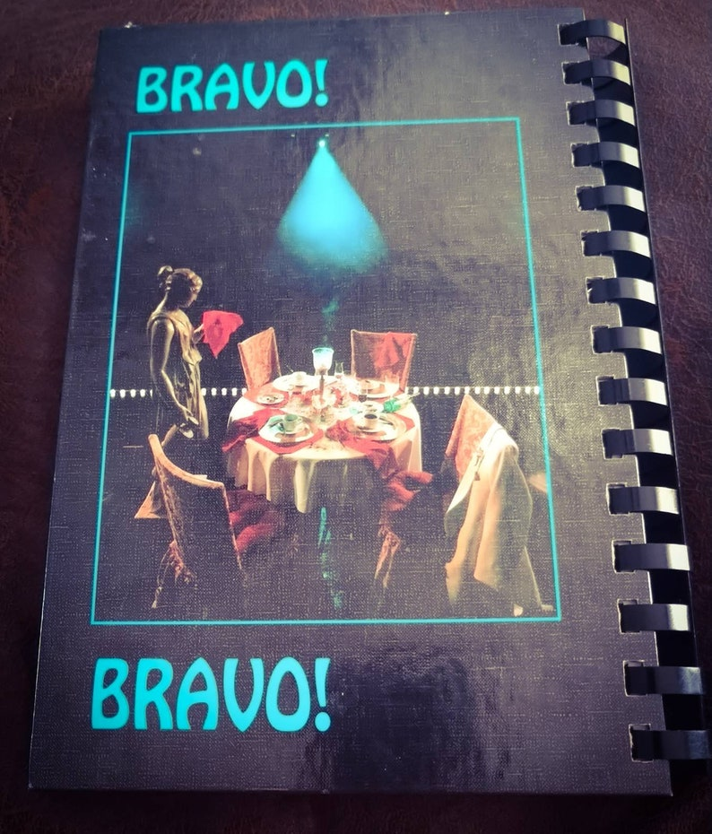 Erie Playhouse Presents: Rave Reviews Recipe Book
