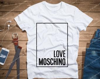 3948ce8d2f887c Love Moschino t-shirt Love Moschino tshirt Moschino t-shirt Moschino tshirt  Logo Moschino tee T Shirt Moschino Tee sweater woman