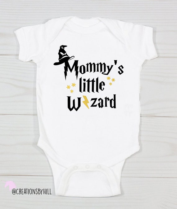 Muggle and Witch Harry Potter Inspired Baby Hoodie Jumper Cotton Baby Gift