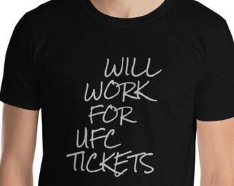 9fe8ae0e9c0db Just Tape It. / Men's Or Women's Martial Arts Shirt / | Etsy