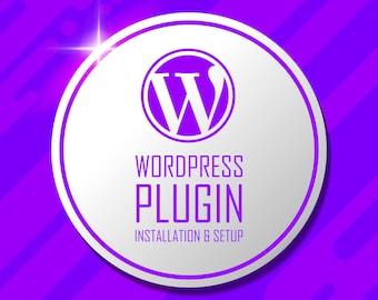 WordPress Help   Plugin Installation   Plugin Setup   Plugin Configuration