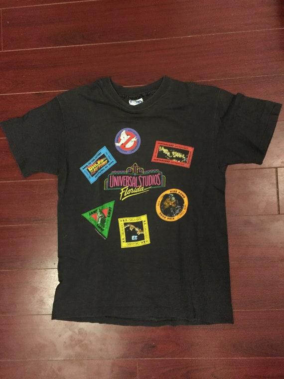1989 Universal Studios Florida vintage tee shirt