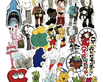 13 Sticker Set Pack Lot Pcs Vinyl Decals Queen FREDDIE MERCURY Stickers