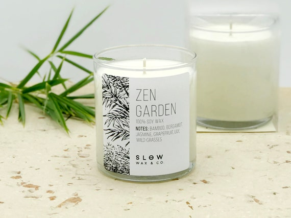 Spring Fruity Floral Herbal Scent Anniversary Birthday /'Tiny Dancer/' Mother/'s Day Gift Aroma Vegan Soy Wax Essential Oil Candle