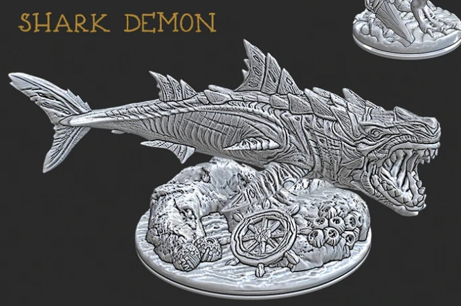 28mm Cultists 32mm 15mm Pathfinder Miniatures Kraken Priests Mini DnD Depths of Savage Atoll!- Resin Dungeons and Dragons