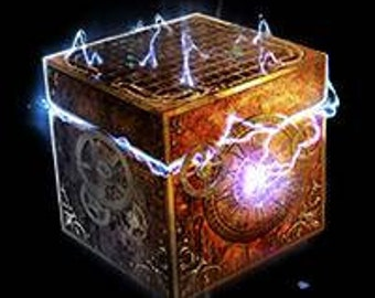 Mystery Box! Loot Box! D&D Miniatures and Accessories!