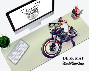 Wonder Woman Diana Prince Round Fabric Mouse Pad Mat Mice Mousepad