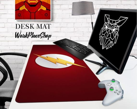 Wonder Woman Diana Prince Round Computer Mouse Pad Mat Desktop Gaming