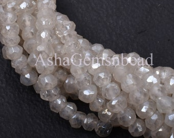 Glass Beads 30 beads Faceted Rondelle Crystal Beads Beading Suppliers Crystal Beads 7x9mm