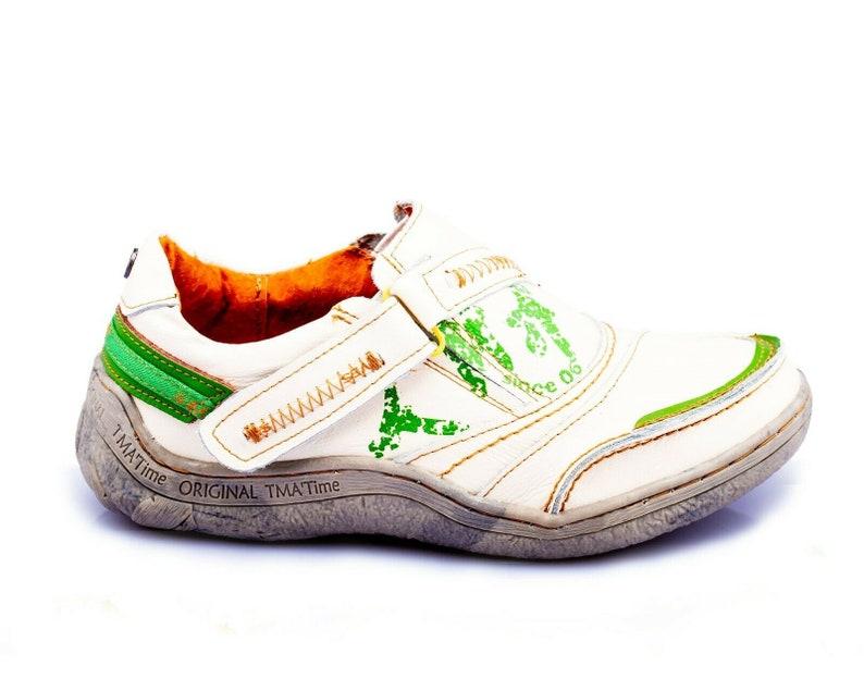 Scarpa da donna TMA 1364 Sneaker Sneakers da donna Pelle GyL099SD