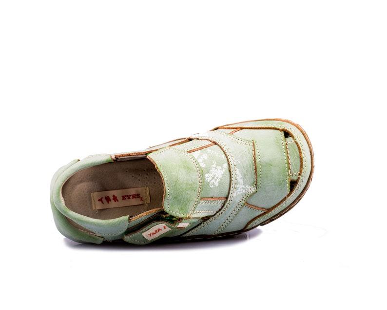 TMA 7668 Modische Damen Sandaletten Sommer Schuhe schwarz alle Größen 36-42
