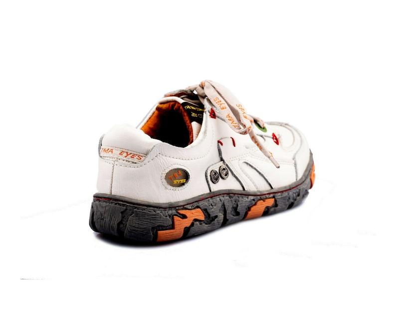Scarpa da donna TMA 4167 Sneaker Sneakers da donna Pelle 15Z2vdTm