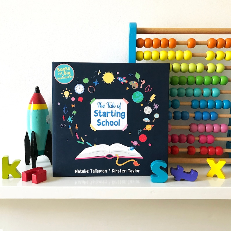 The Tale of Starting School Book image 0