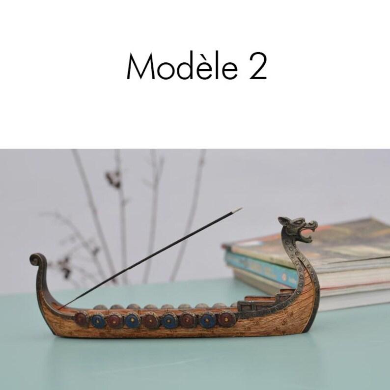 Dragon Boat Incense Holder