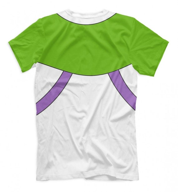 Men's Toy Story Buzz Lightyear Costume T Shirt