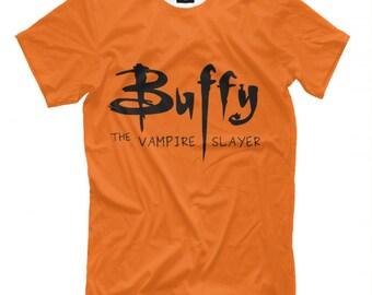 Buffy-Giles-Willow-Xander-Angel-Cordelia-Spike Names Vampire-Slayer Gift for Men Women Unisex T-Shirt Sweatshirt