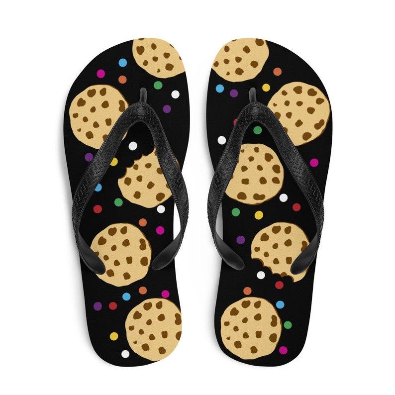 Cookie Party Flip-Flops