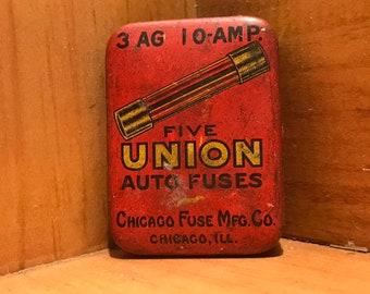 vintage chicago fuse box