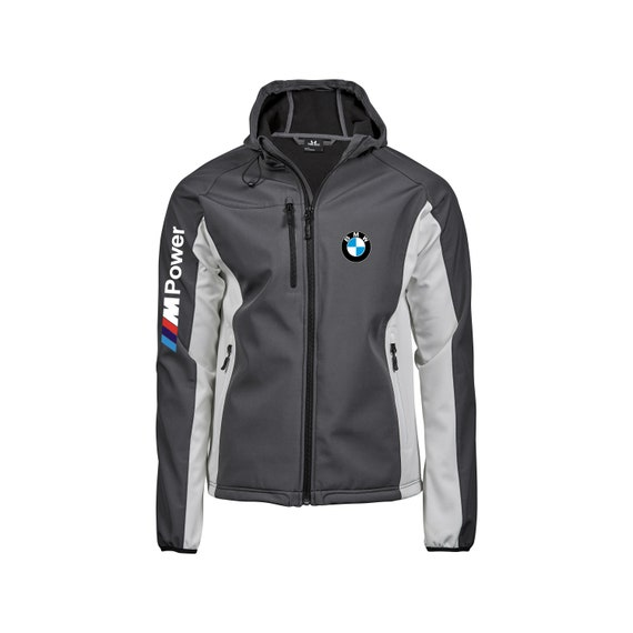 M Power BMW Hombres Performance Chaqueta Impermeable