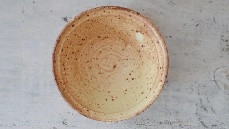 Small Handmade Bowl
