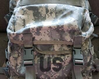 8ec0163ef USGI Army Assault Pack - ACU digital pattern
