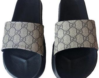 8124482d983 Mens Custom Gucci Sandals