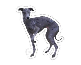 Italian Greyhound Vinyl Sticker