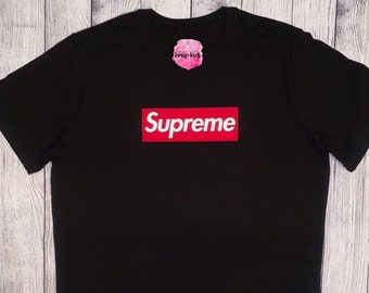 6e6eb8a9bab1 Youth Supreme T-Shirt / Kids / Toddler