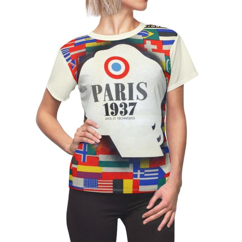 Perfect Gift / Paris / Women's / Tee T-Shirt Shirt / image 0