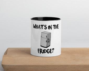 Whats in the fridge? Mug