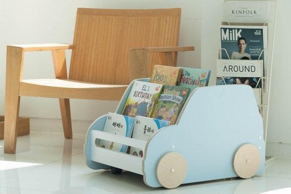 Kids Furniture Interior Furniture Design For Cnc Cnc Dxf File Kids Mobile Bookcase Bookshelf Toy Box