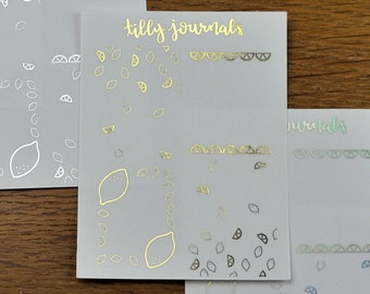 Tilly Journals