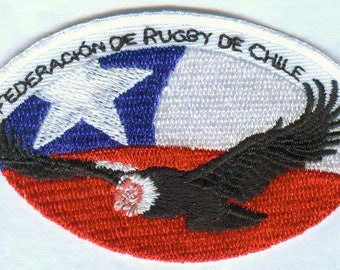 Morocco Atlas Lions National Rugby Union Team Embroidered Patch