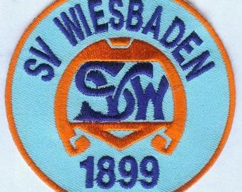 SC Preuben Munster German Germany Football Soccer Badge Embroidered Patch