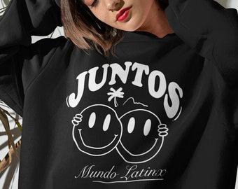 Juntos Sweatshirt, Stronger Together, Latinx Owned Shop