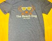 Beach Dog logo shirt-Gainesville