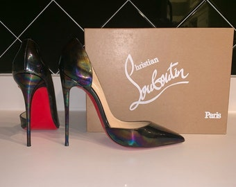 8754d725f7a Christian louboutin | Etsy