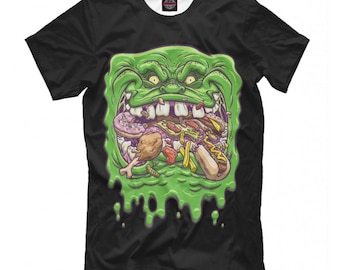066f236373c Ghostbusters Licker Ghost T-Shirt