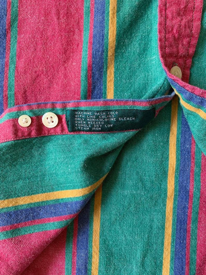 Men/'s Claybrook Color Block Shirt