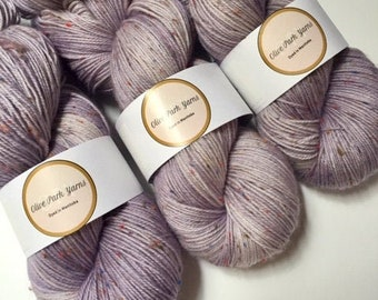 Olive Park Yarns Silk and Sequins