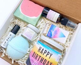 Best Friend Birthday Gift Box