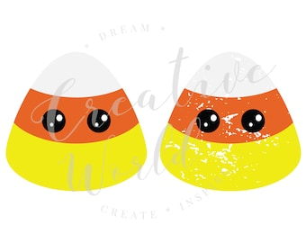 image regarding Candy Corn Printable named Sweet corn printable Etsy